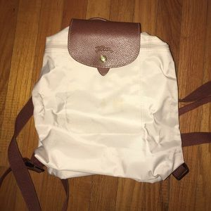BARELY USED long champ backpack